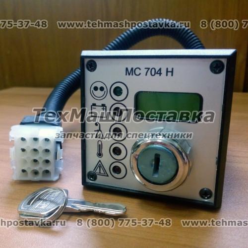 Пульт управления двигателем MC 704-H. Фото 2